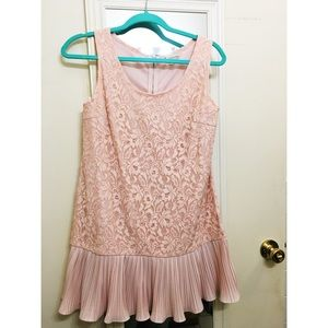 Forever 21 | Pale Pink Dress